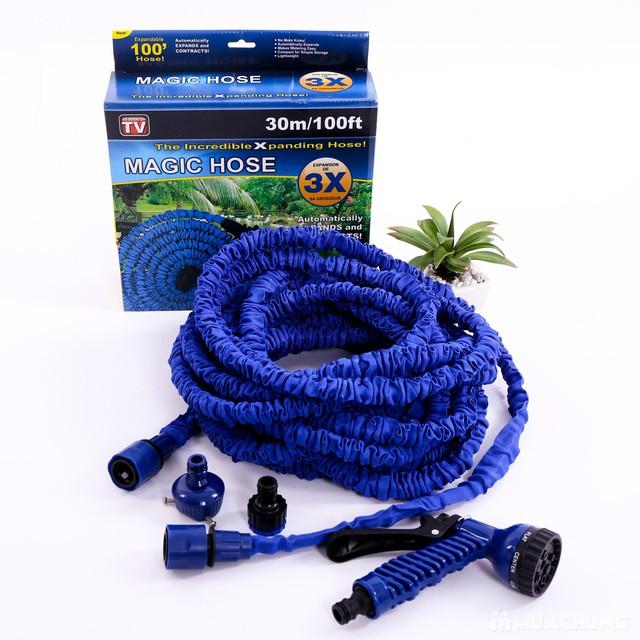 Vòi xịt nước giãn nở thông minh Magic Hose 30m - 5