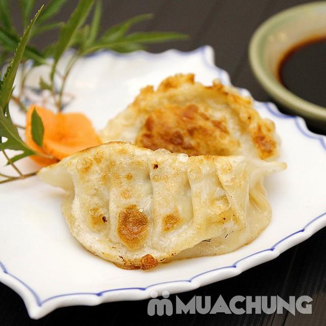 Chọn 1 trong 3 set ăn hương vị Nhật Bản lôi cuốn - 12