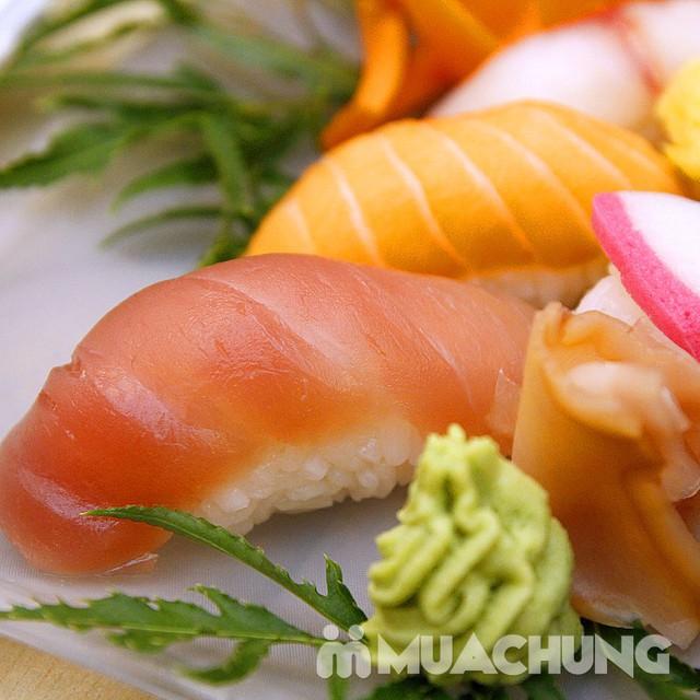 Chọn 1 trong 3 set ăn hương vị Nhật Bản lôi cuốn - 7