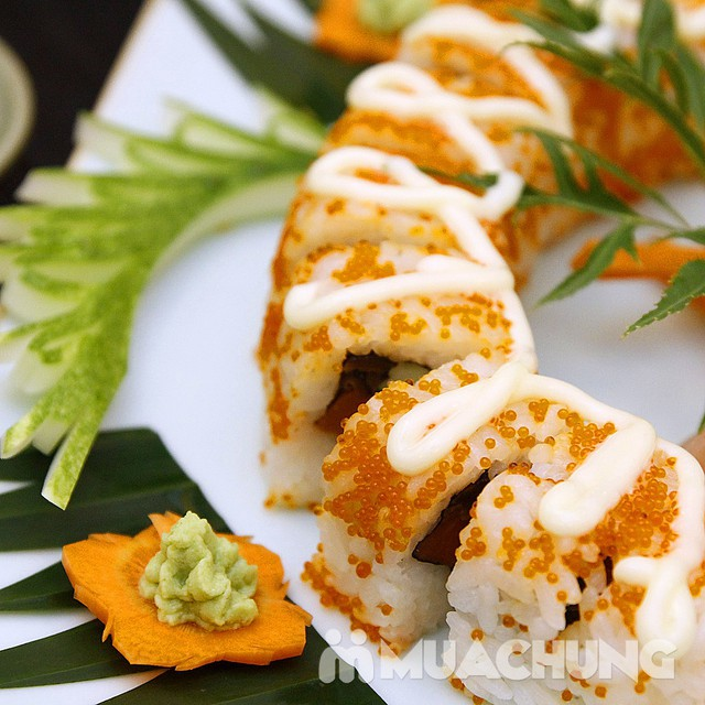 Chọn 1 trong 3 set ăn hương vị Nhật Bản lôi cuốn - 6