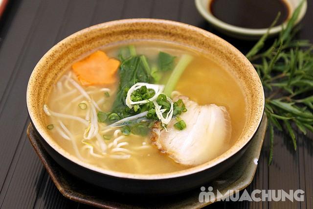 Chọn 1 trong 3 set ăn hương vị Nhật Bản lôi cuốn - 9