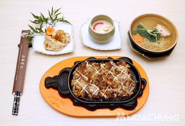 Chọn 1 trong 3 set ăn hương vị Nhật Bản lôi cuốn - 2
