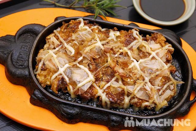 Chọn 1 trong 3 set ăn hương vị Nhật Bản lôi cuốn - 10