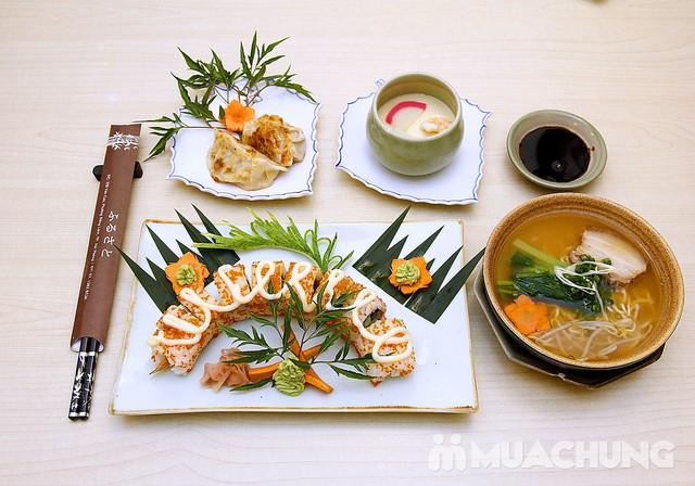 Chọn 1 trong 3 set ăn hương vị Nhật Bản lôi cuốn - 3