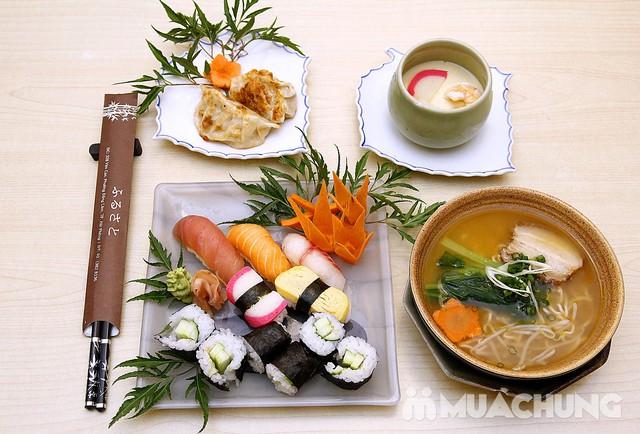 Chọn 1 trong 3 set ăn hương vị Nhật Bản lôi cuốn - 1