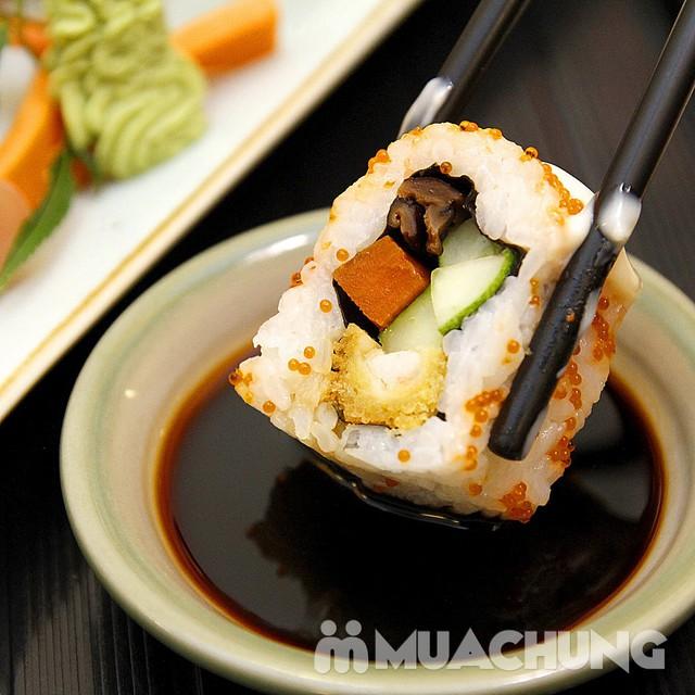 Chọn 1 trong 3 set ăn hương vị Nhật Bản lôi cuốn - 8