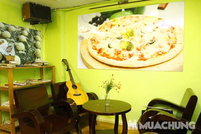 Thưởng thức Pizza trái tim hộc đáo tại Pizza Home - 5