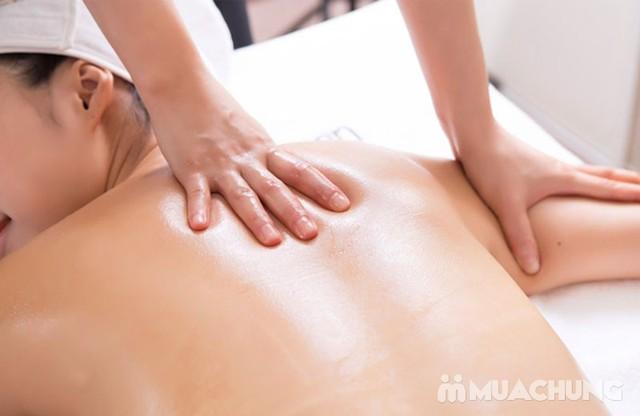 Chăm sóc toàn diện cho body và da mặt 90 phút AHA Spa - 12