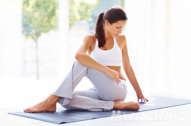 Thảm tập yoga TPE Đài Loan siêu nhẹ, siêu bền - 19