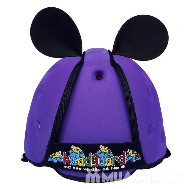 Mũ bảo vệ đầu cho bé tập đi - HeadGuard - 8