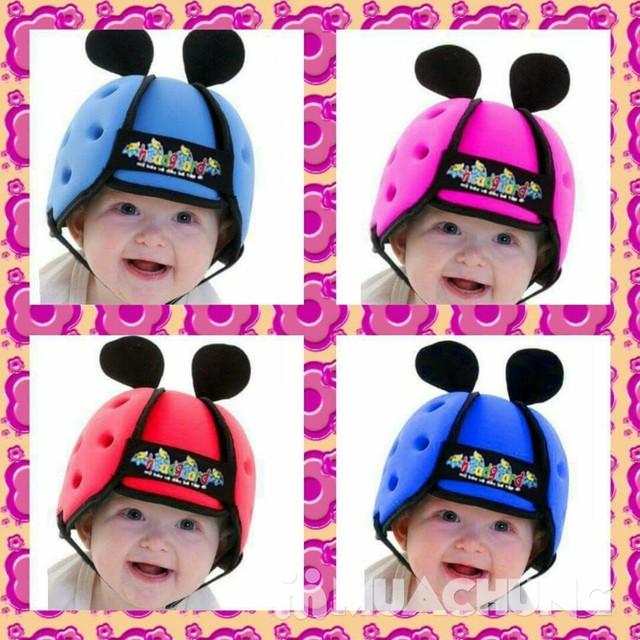 Mũ bảo vệ đầu cho bé tập đi - HeadGuard - 4