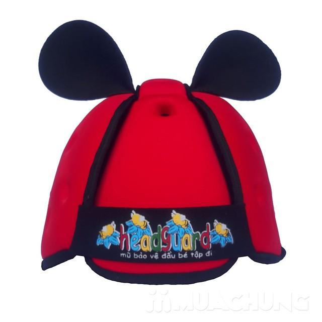 Mũ bảo vệ đầu cho bé tập đi - HeadGuard - 6