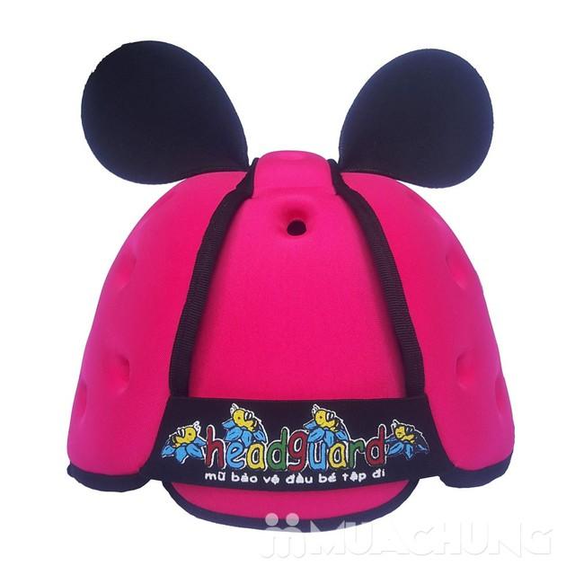 Mũ bảo vệ đầu cho bé tập đi - HeadGuard - 7