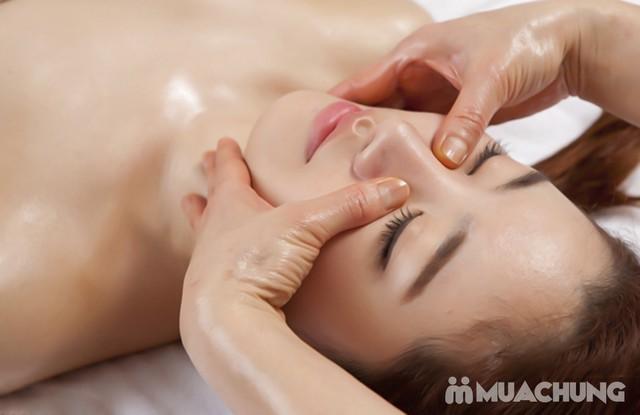 Chăm sóc da mặt  siêu dưỡng ẩm, giảm mụn đầu đen Mùa Xuân Spa - 19