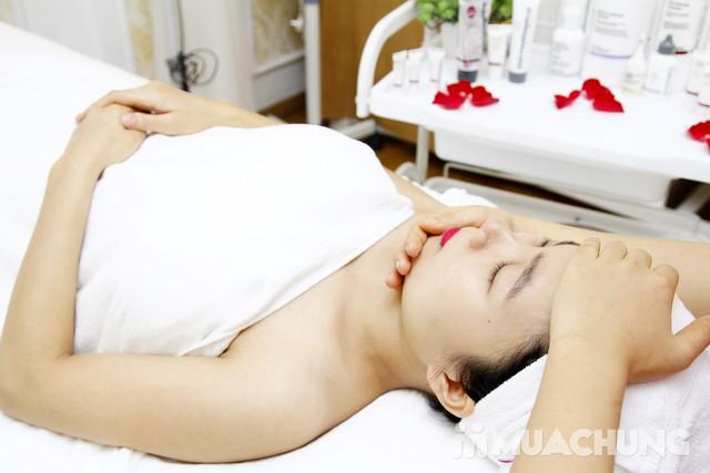 Chăm sóc da mặt  siêu dưỡng ẩm, giảm mụn đầu đen Mùa Xuân Spa - 9