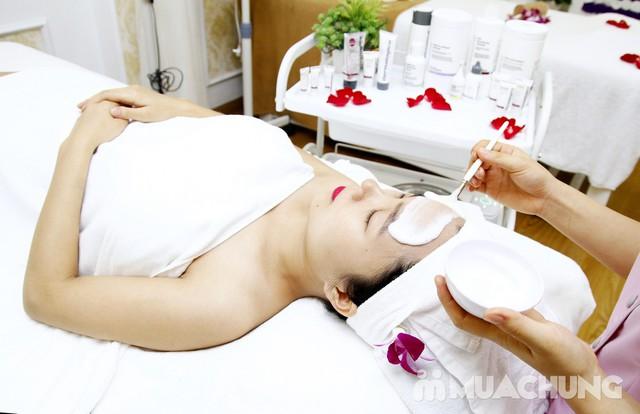Chăm sóc da mặt  siêu dưỡng ẩm, giảm mụn đầu đen Mùa Xuân Spa - 12
