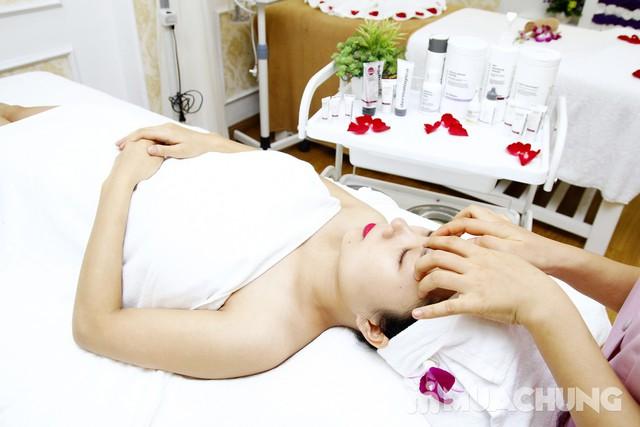 Chăm sóc da mặt  siêu dưỡng ẩm, giảm mụn đầu đen Mùa Xuân Spa - 11