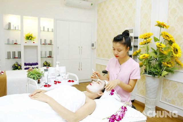 Massage body tinh dầu, chạy đá nóng thư giãn 75' Mùa Xuân Spa - 12