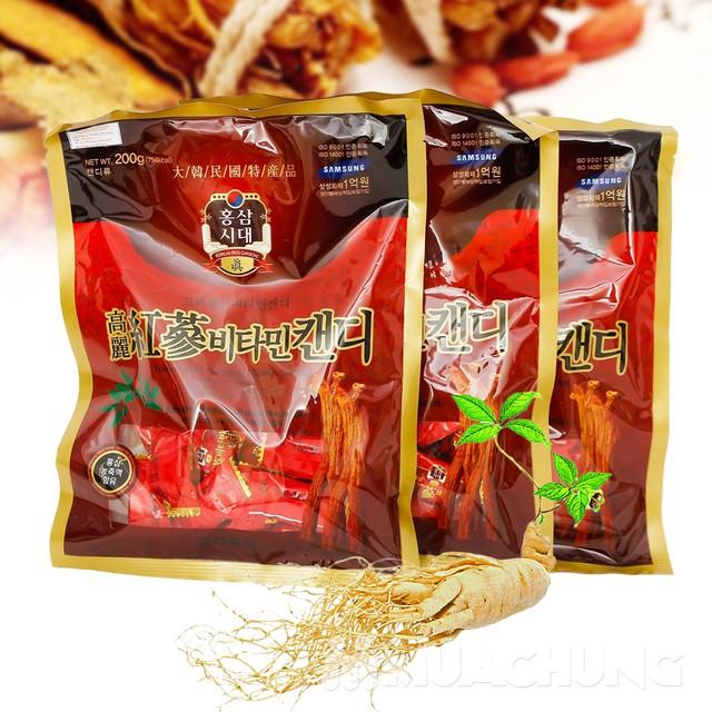 3 gói kẹo hồng sâm Hàn Quốc - 5