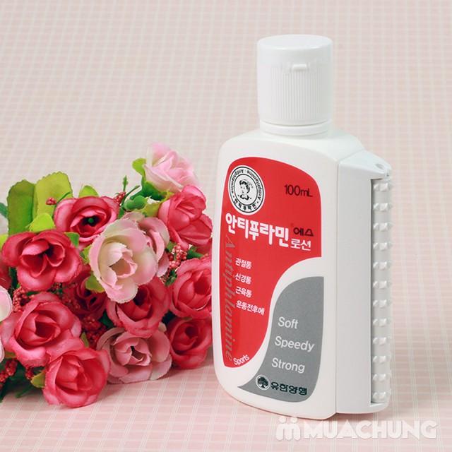 2 dầu nóng xoa bóp Antiphlamine Hàn Quốc 100ml - 5