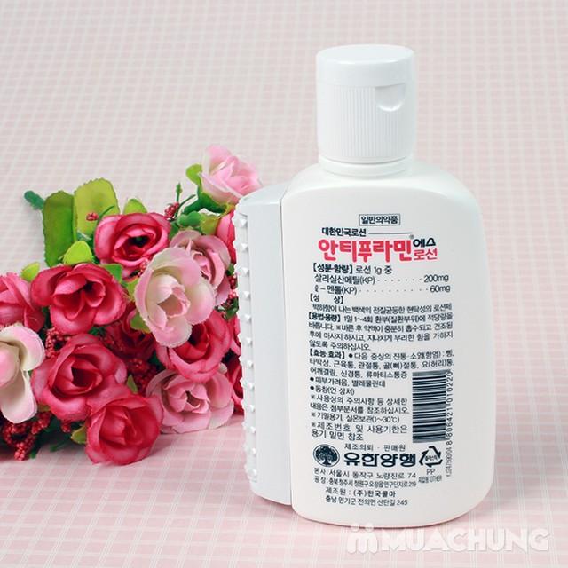 2 dầu nóng xoa bóp Antiphlamine Hàn Quốc 100ml - 6
