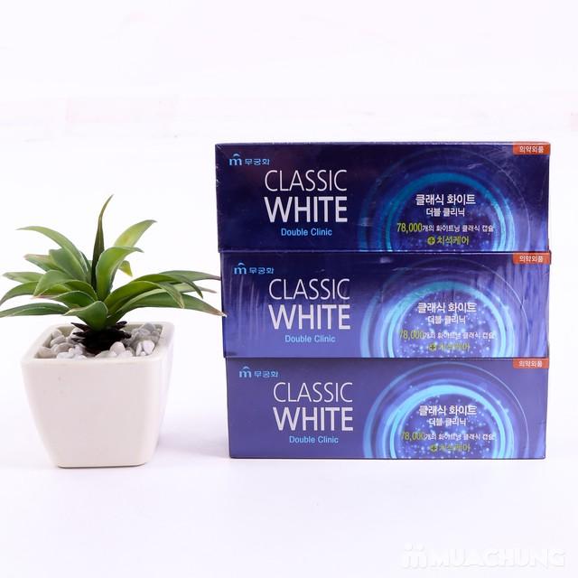 3 hộp kem đánh răng siêu trắng Classic White - 2