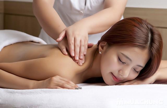 Massage body tinh dầu thư giãn, thải độc tố Beauty Center Trang Nguyễn - 9