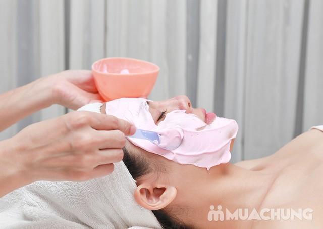 Chăm sóc da mặt dưỡng ẩm, làm trắng da thiên nhiên Nhung Salon & Spa - 11