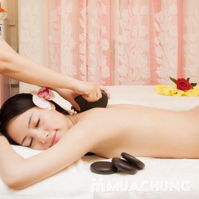 Massage body tinh dầu, đá nóng thư giãn toàn thân Thanh Vy Spa - 7