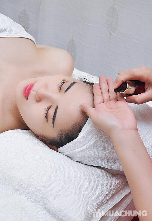 Chăm sóc da mặt dưỡng ẩm, làm trắng da thiên nhiên Nhung Salon & Spa - 12