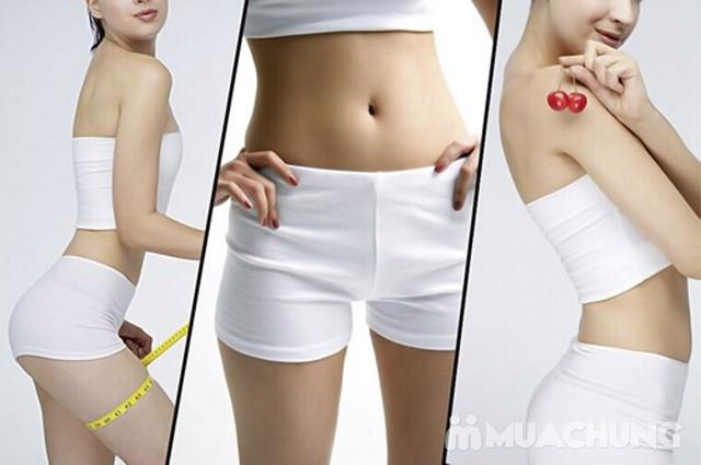 Giảm béo toàn thân, tiêu mỡ vùng bụng 4 trong 1 Xinh Spa - 13