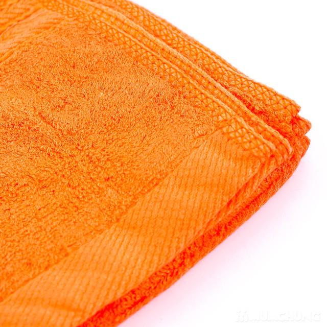 Combo 2 khăn tắm sợi tre tự nhiên siêu mềm mịn - 4
