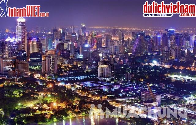 Trải nghiệm hè du lịch Thái Lan: Bangkok - Pattaya 5N4Đ - 17