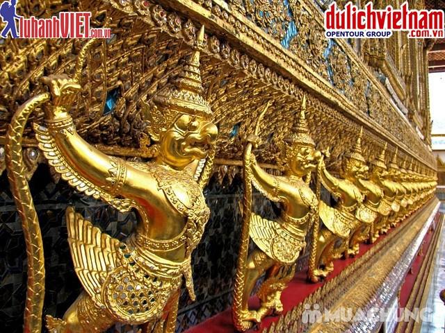 Trải nghiệm hè du lịch Thái Lan: Bangkok - Pattaya 5N4Đ - 5