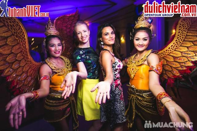 Trải nghiệm hè du lịch Thái Lan: Bangkok - Pattaya 5N4Đ - 21