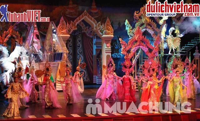 Trải nghiệm hè du lịch Thái Lan: Bangkok - Pattaya 5N4Đ - 11