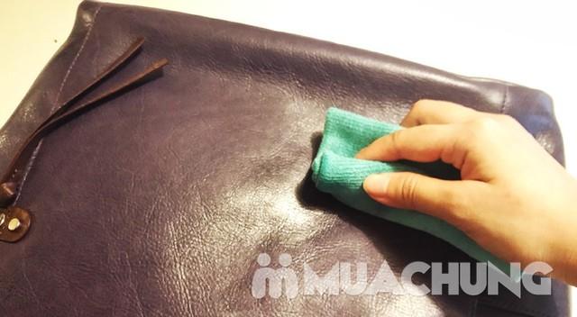 Bình xịt đánh bóng và làm sạch đồ da, gỗ, nhựa, cao su,kim loại - 12