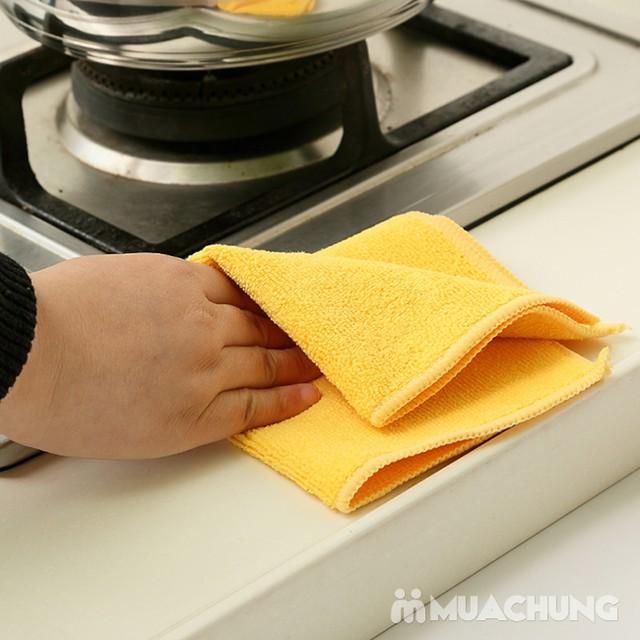 3 khăn đa năng Micro Mainstays siêu thấm hút - 12