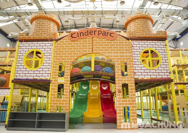 Vui chơi thỏa thích & suất ăn cho bé ở Kinder Park - 8