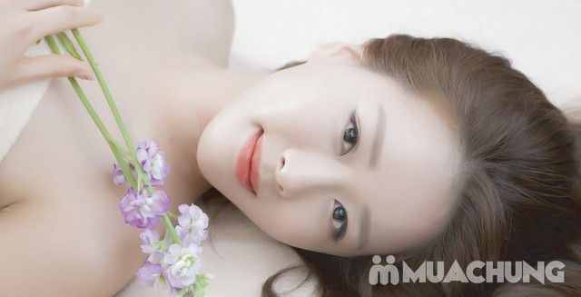 Siêu trẻ hóa với mặt nạ Collagen OxyJet & Oxy tươi Hana Spa - 5