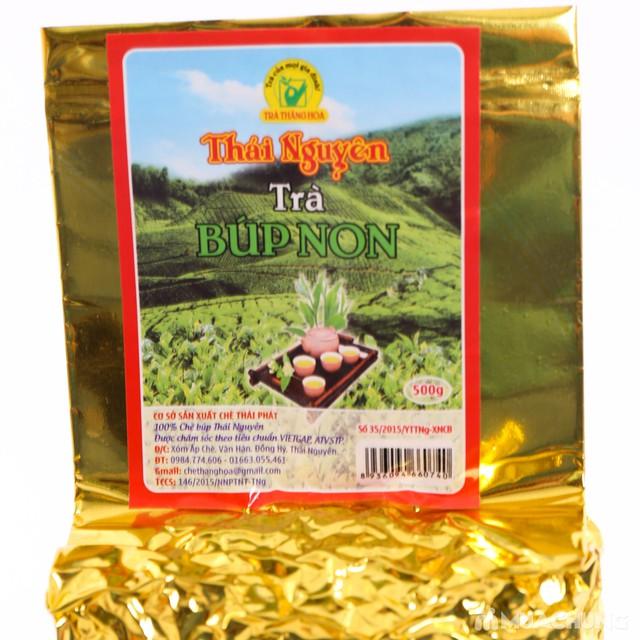 500gr chè búp non Thái Nguyên đặc biệt - 7