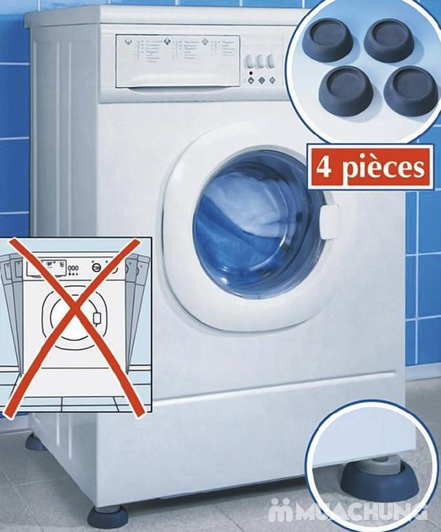 Bộ 4 chân đế chống rung máy giặt Tashuan - 8