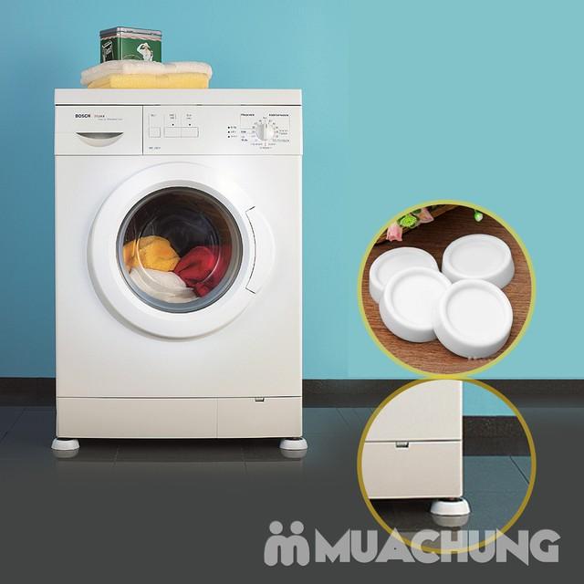Bộ 4 chân đế chống rung máy giặt Tashuan - 5