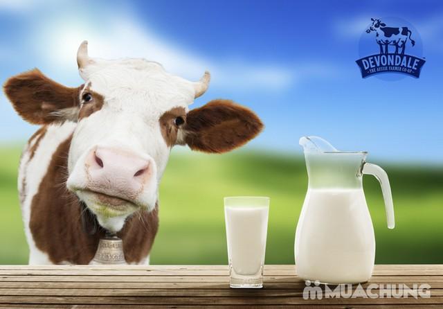 1 thùng/24 hộp sữa tươi tiệt trùng Devondale Smart - 9