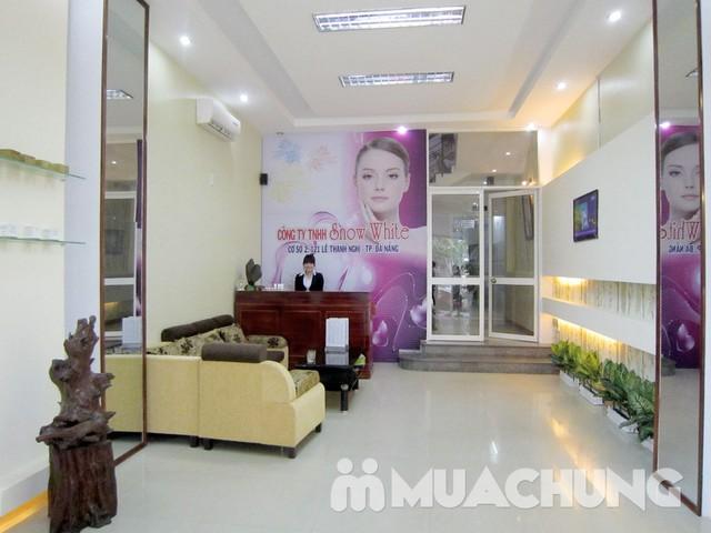 Chăm sóc da mặt/ Massage tại Viện chăm sóc da Snow White - 1