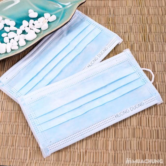 3 hộp khẩu trang y tế 3 lớp - ngừa vi khuẩn - 10