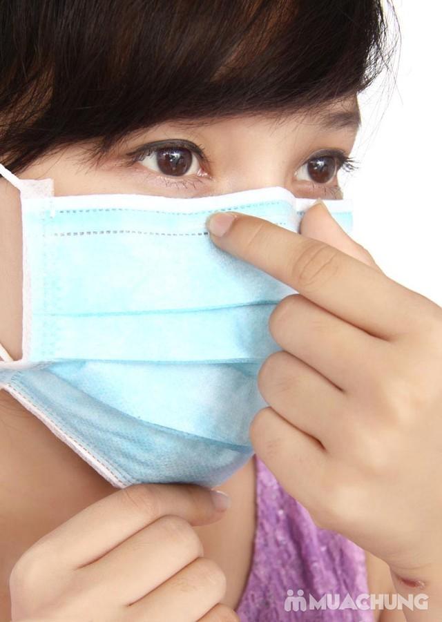 3 hộp khẩu trang y tế 3 lớp - ngừa vi khuẩn - 13