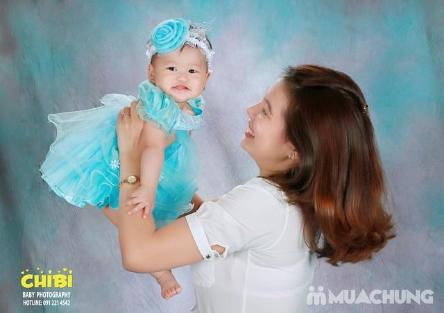 Gói chụp ảnh cho bé cực hấp dẫn tại Chibi Studio - 12
