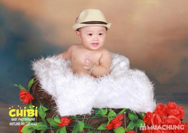 Gói chụp ảnh cho bé cực hấp dẫn tại Chibi Studio - 6