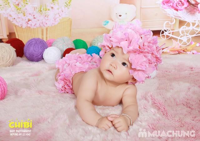Gói chụp ảnh cho bé cực hấp dẫn tại Chibi Studio - 9